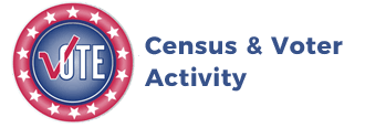 Census & Voter Activity